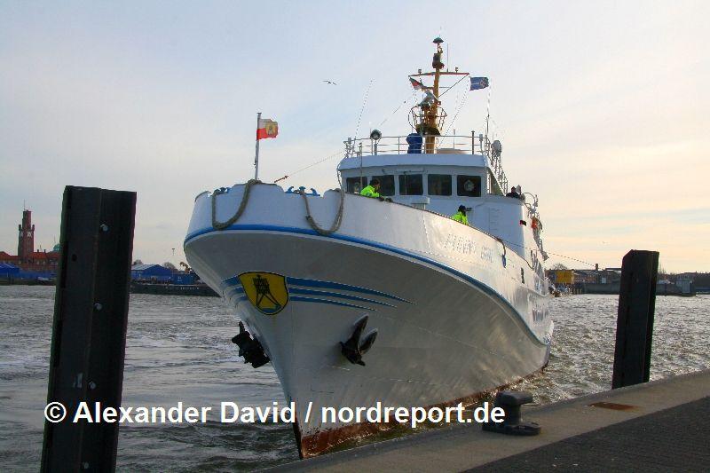 anreise helgoland cuxhaven