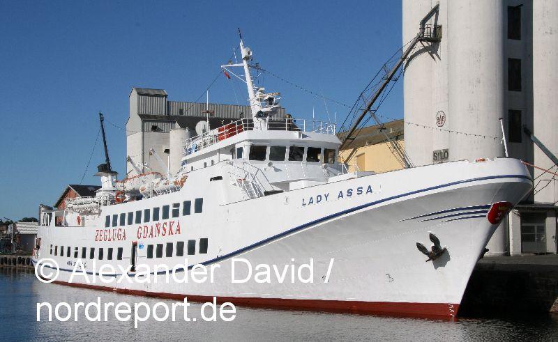 schiff defekt vercharterung