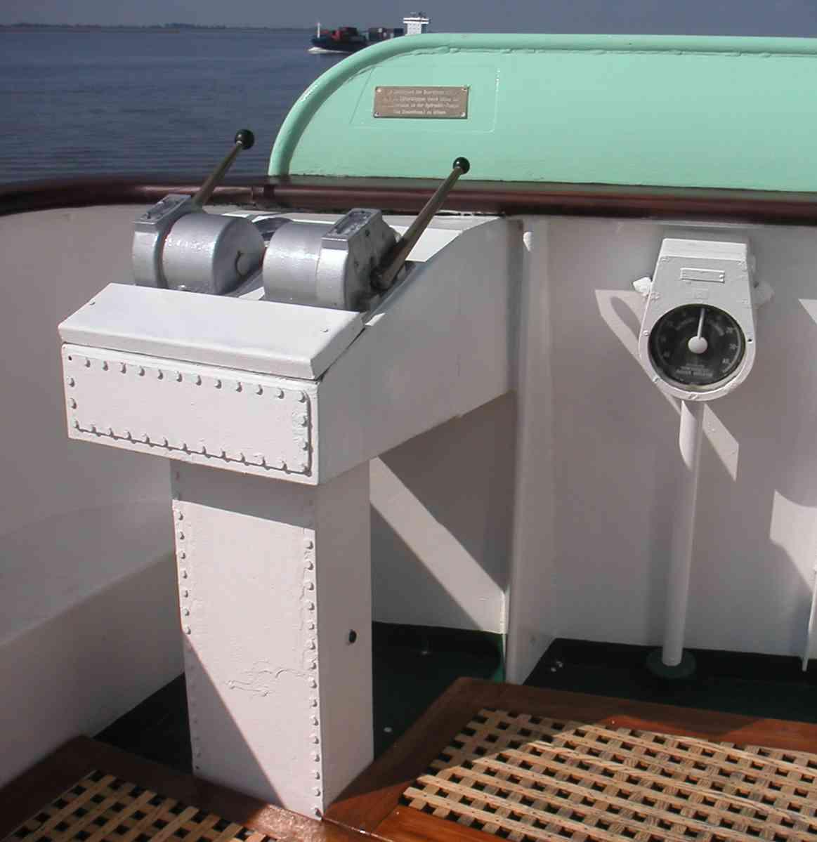 schiff entladen 8 buchstaben